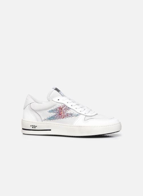 Sneakers Semerdjian MORONI Wit achterkant