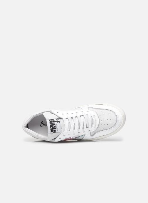 Sneakers Semerdjian MORONI Wit links