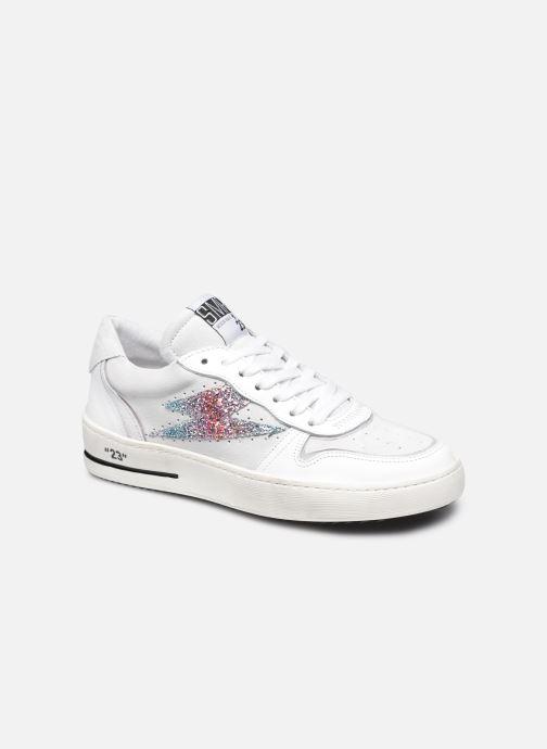 Sneakers Semerdjian MORONI Wit detail