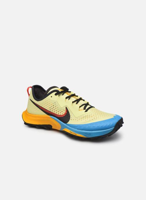 Zapatillas de deporte Nike Nike Air Zoom Terra Kiger 7 Amarillo vista de detalle / par