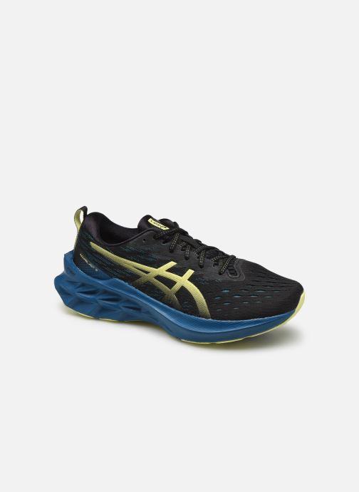 Chaussures de sport Asics Novablast 2 Noir vue détail/paire