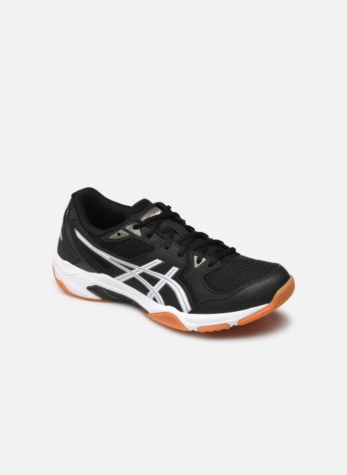 Chaussures de sport Asics Gel-Rocket 10 Noir vue détail/paire
