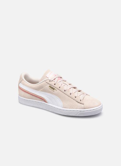Sneaker Puma Suede Triplex W rosa detaillierte ansicht/modell