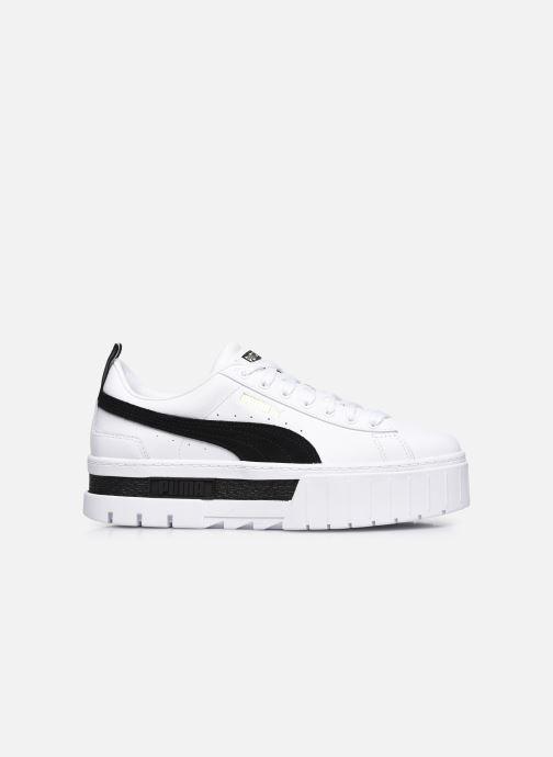 Sneakers Puma Mayze  Lth Wns Bianco immagine posteriore