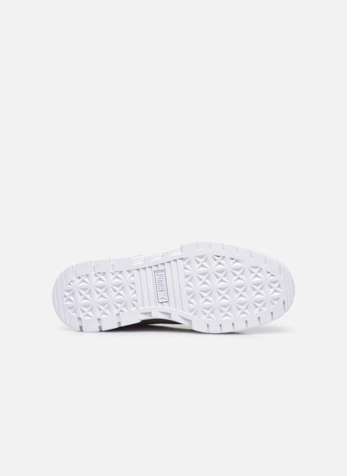 Sneakers Puma Mayze  Lth Wns Bianco immagine dall'alto