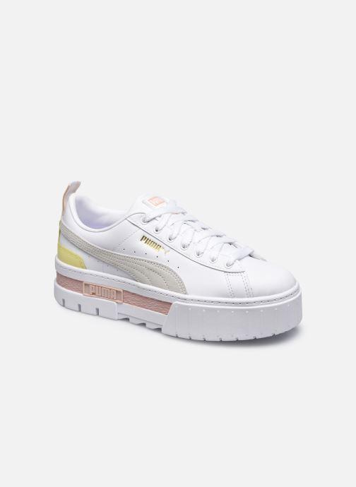 Sneakers Puma Mayze  Lth Wns Bianco vedi dettaglio/paio