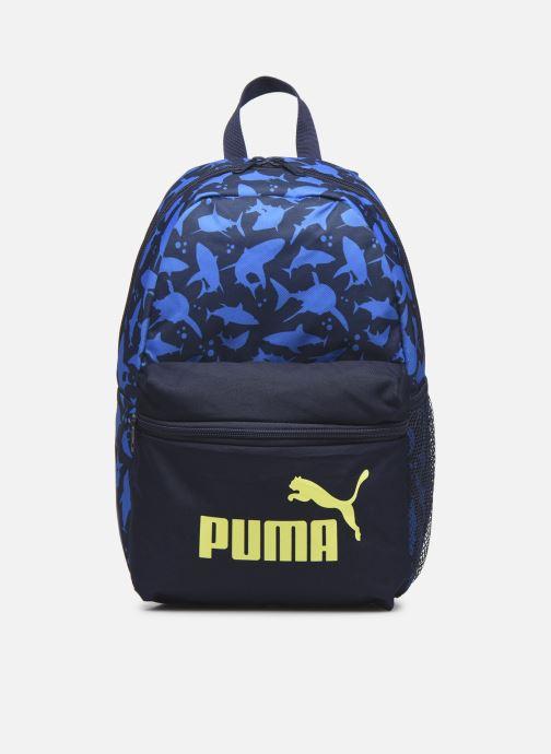 Mochilas Puma Phase Small Backpack Azul vista de detalle / par