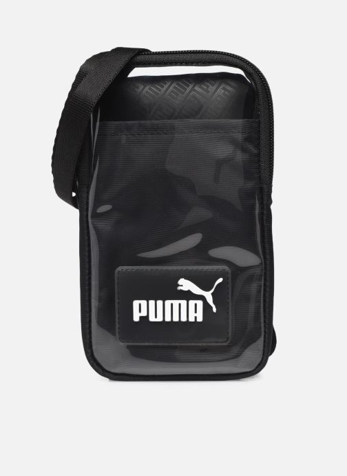 Kleine lederwaren Puma Pop Sling Pouch Zwart detail