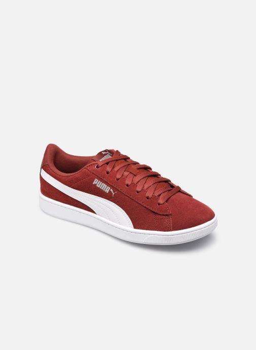 Sneakers Puma Wns Puma Vikky V2 Rood detail