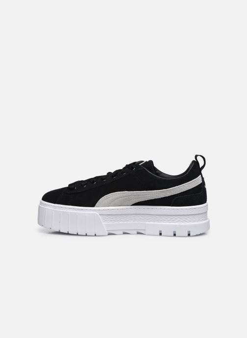 Sneaker Puma Mayze  Wns schwarz ansicht von vorne