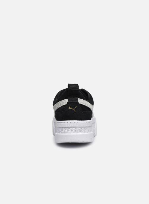 Sneaker Puma Mayze  Wns schwarz ansicht von rechts