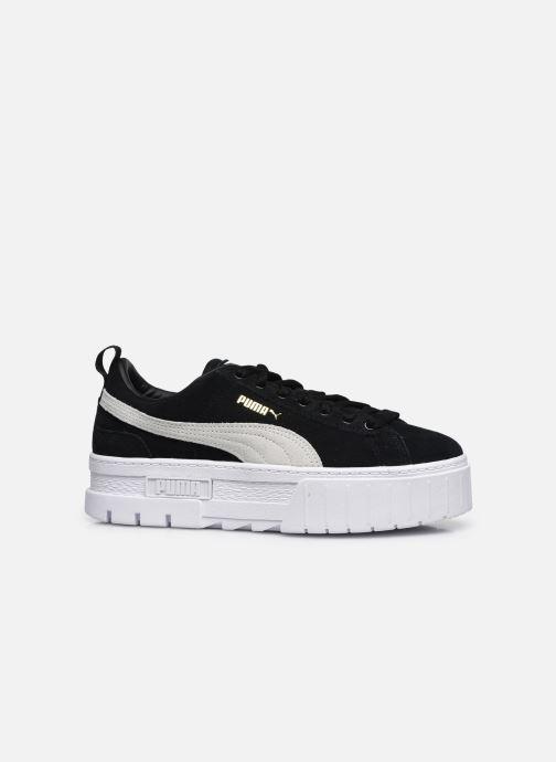 Sneaker Puma Mayze  Wns schwarz ansicht von hinten
