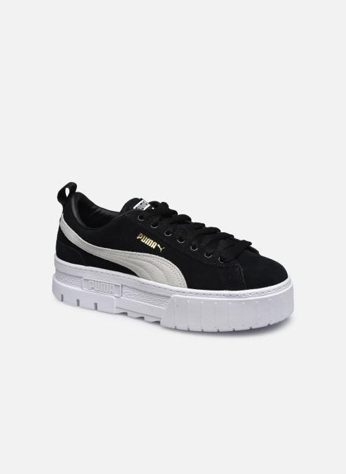 Sneaker Puma Mayze  Wns schwarz detaillierte ansicht/modell