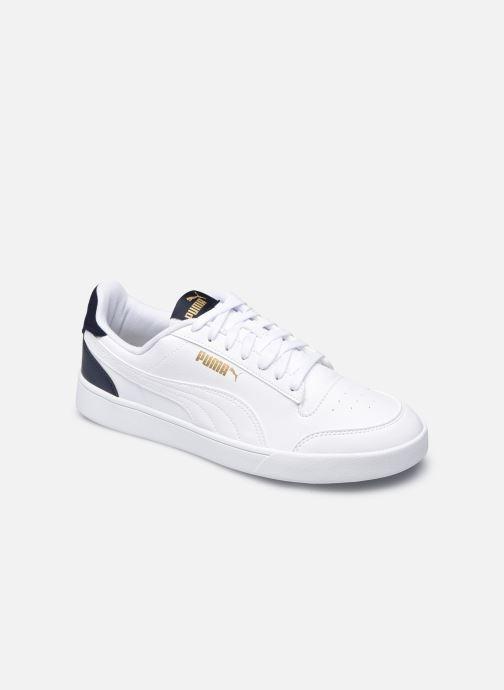 Baskets Puma Puma Shuffle M Blanc vue détail/paire
