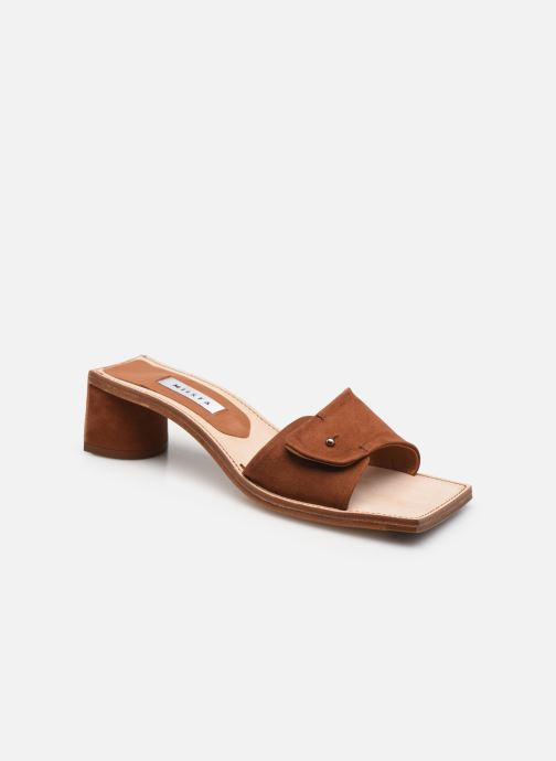 Clogs & Pantoletten Damen Stacy
