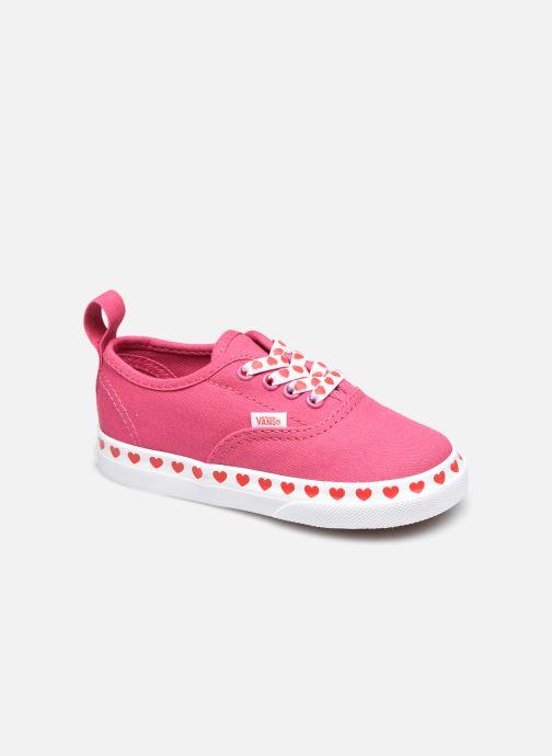 Sneaker Vans TD Authentic Elastic rosa detaillierte ansicht/modell