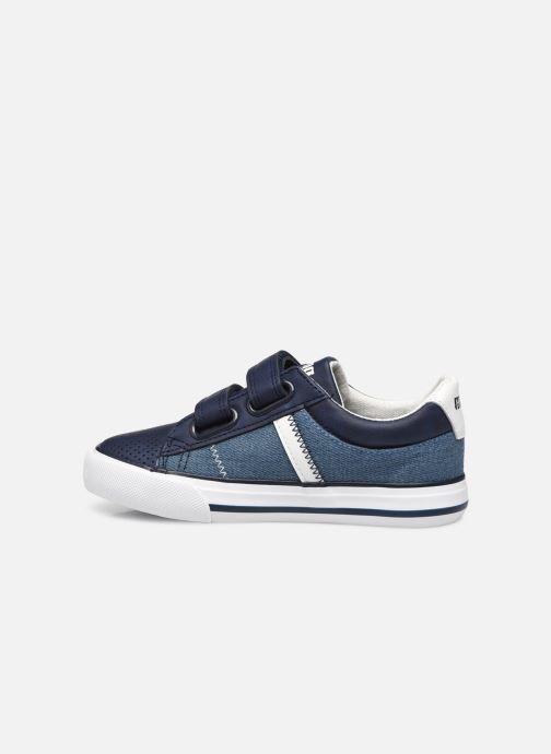 Sneakers MTNG 48185 Blauw voorkant