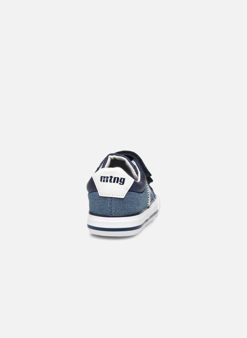 Sneakers MTNG 48185 Blauw rechts