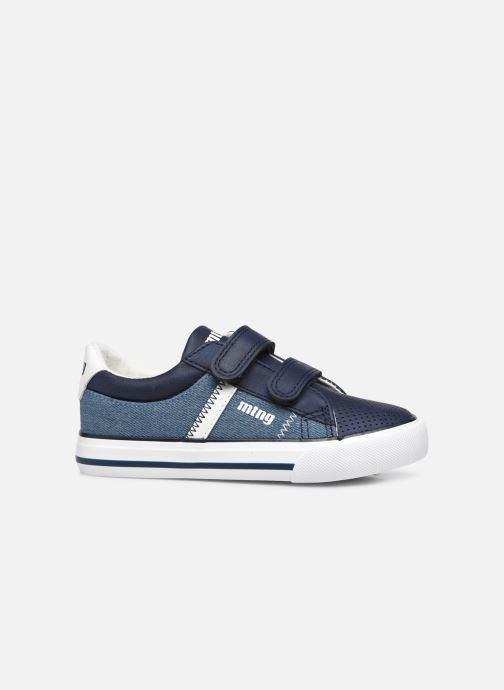 Sneakers MTNG 48185 Blauw achterkant