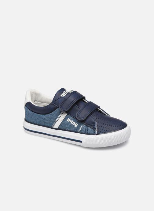 Sneakers MTNG 48185 Blauw detail
