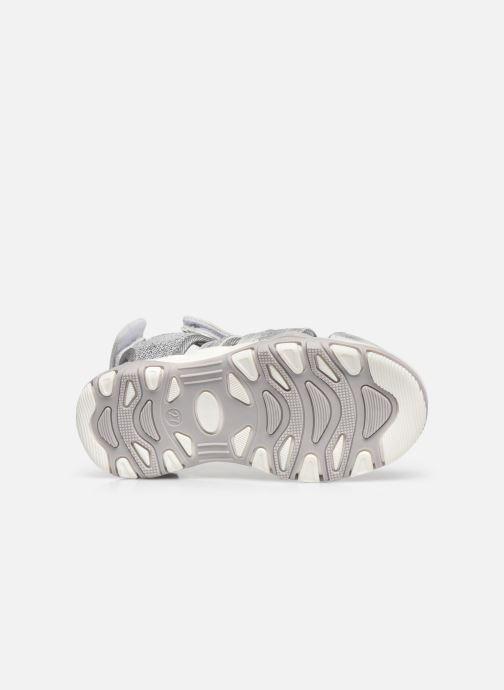Sandali e scarpe aperte MTNG 48283 Argento immagine dall'alto