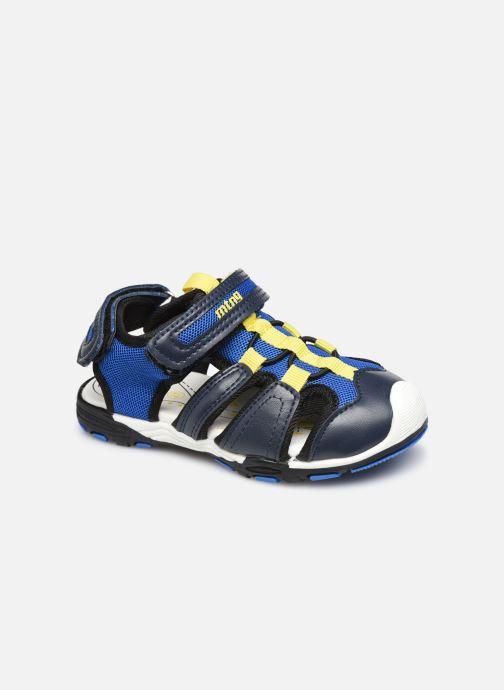 Sandalen MTNG 48284 Blauw detail