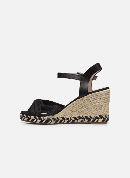Sandalen MTNG 50415 Zwart voorkant