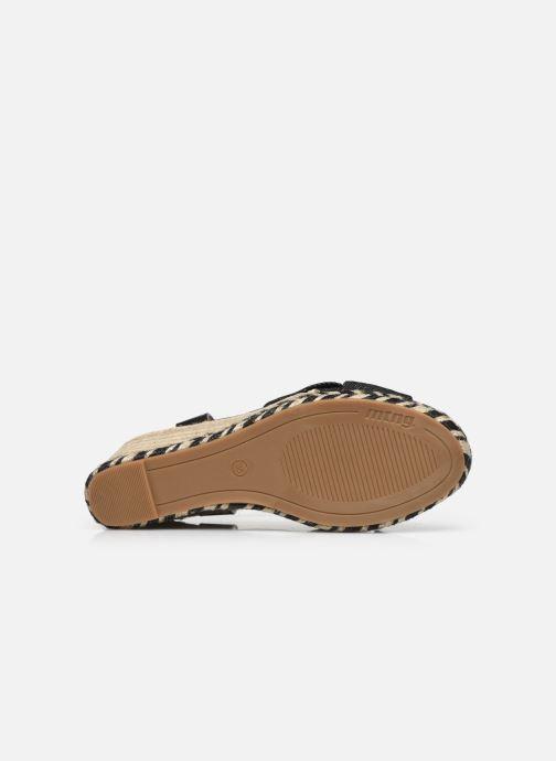 Sandalen MTNG 50415 Zwart boven
