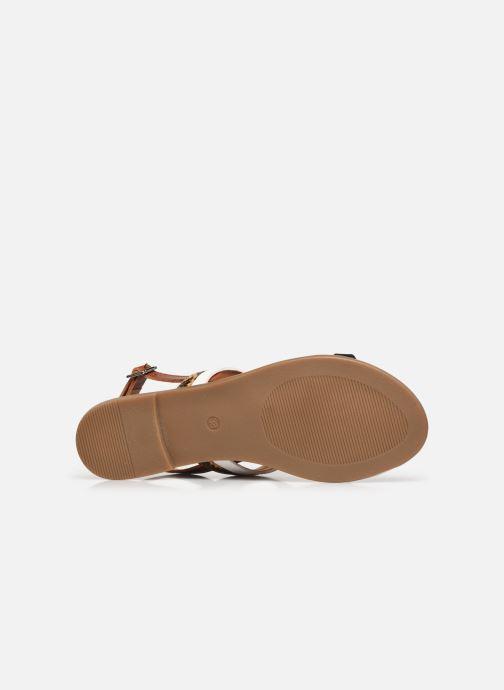 Sandalen MTNG 50750 Bruin boven