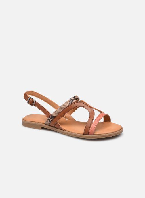 Sandali e scarpe aperte MTNG 50750 Marrone vedi dettaglio/paio