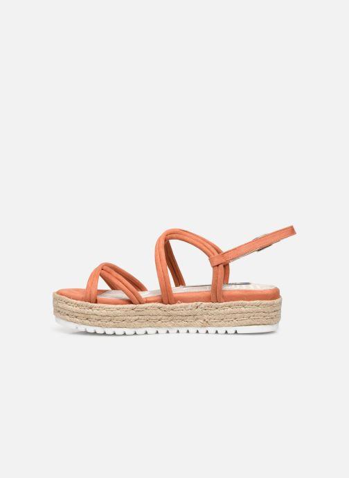 Sandali e scarpe aperte MTNG 50768 Arancione immagine frontale