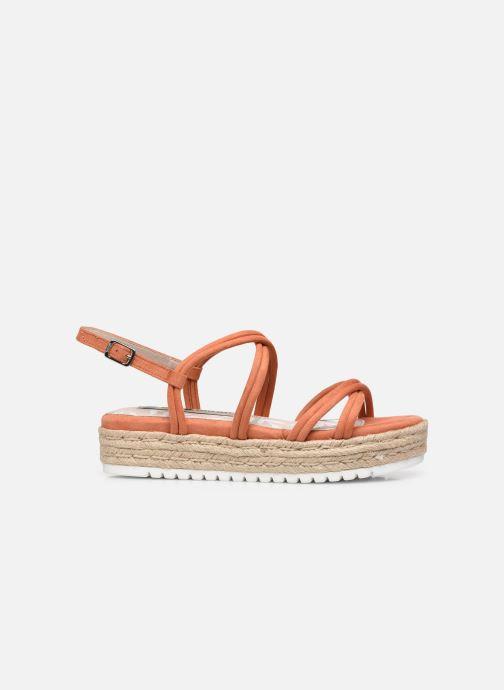 Sandali e scarpe aperte MTNG 50768 Arancione immagine posteriore