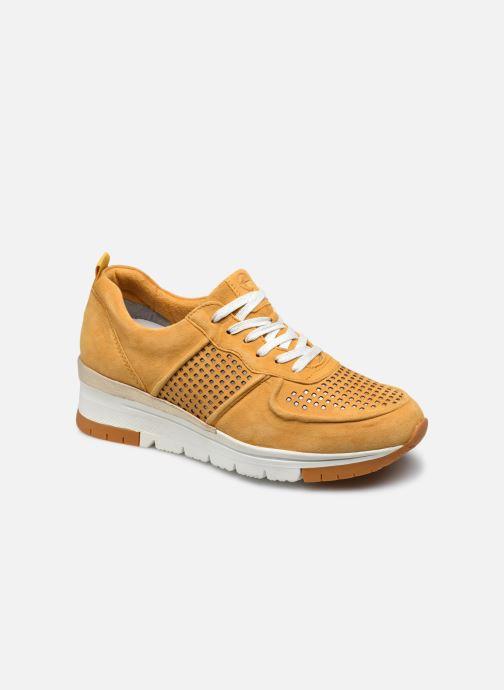 Sneakers Tamaris ZOVI Geel detail