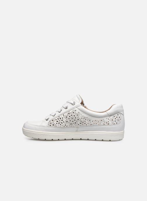 Sneakers Caprice FIGO Wit voorkant