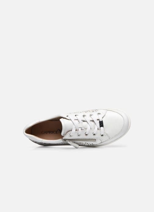 Sneakers Caprice FIGO Wit links