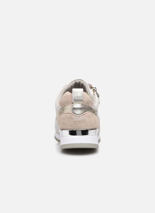 Sneakers Caprice NOTTA Wit rechts