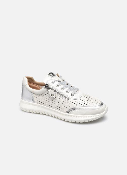 Sneakers Caprice KIEVA Wit detail