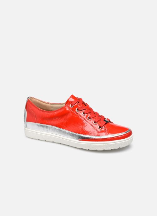 Sneakers Caprice ANDO Rood detail