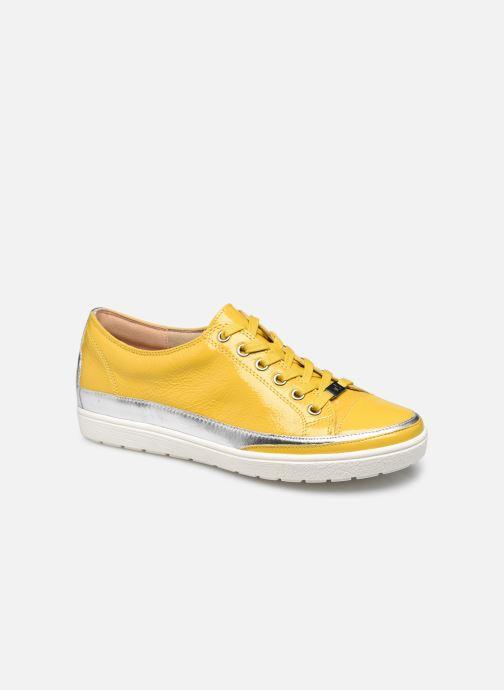 Sneakers Caprice ANDO Geel detail