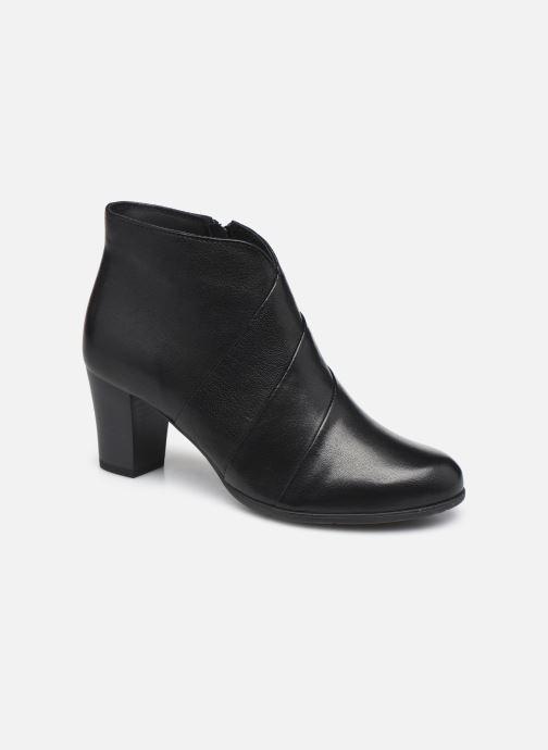 Bottines et boots Georgia Rose Soft Rina Noir vue détail/paire