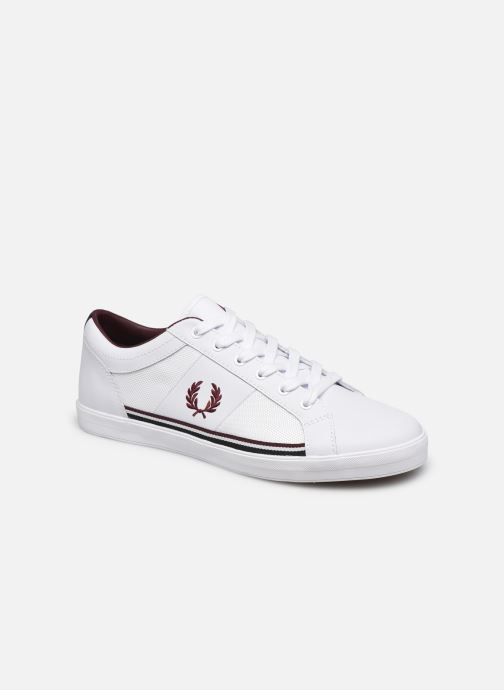 Baskets Homme BASELINE TIPPED POLY / LEATHER