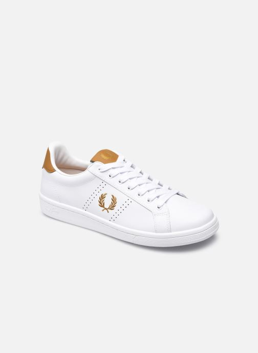 Baskets Homme B721 LEATHER GOLD