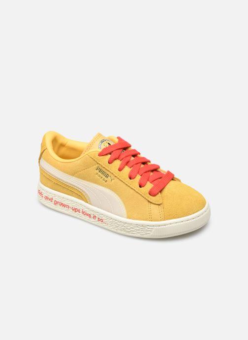 Sneaker Kinder Suede Triplex Haribo