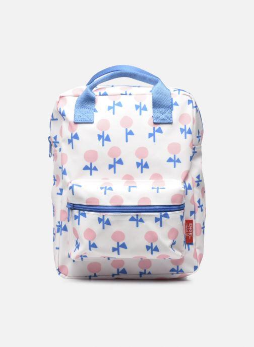Schooltassen ENGEL. Backpack Medium 23x10x31cm Roze detail