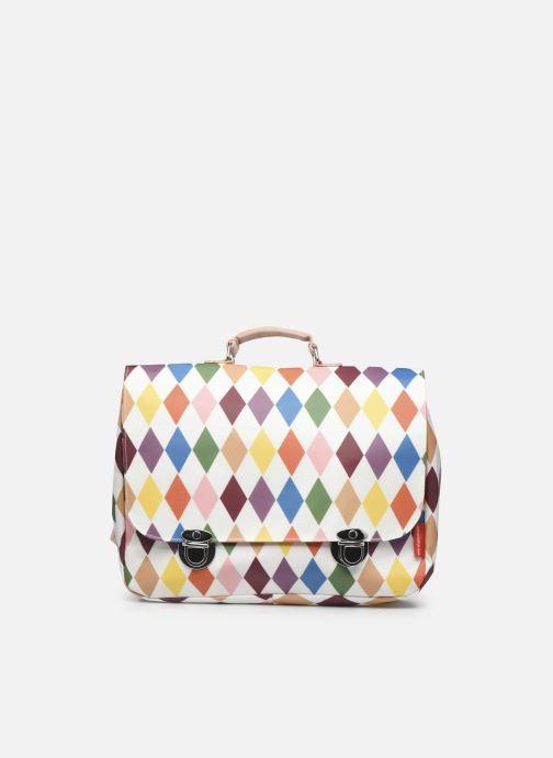 Schooltassen ENGEL. Schoolbag Large 37x14x28 cm Multicolor detail