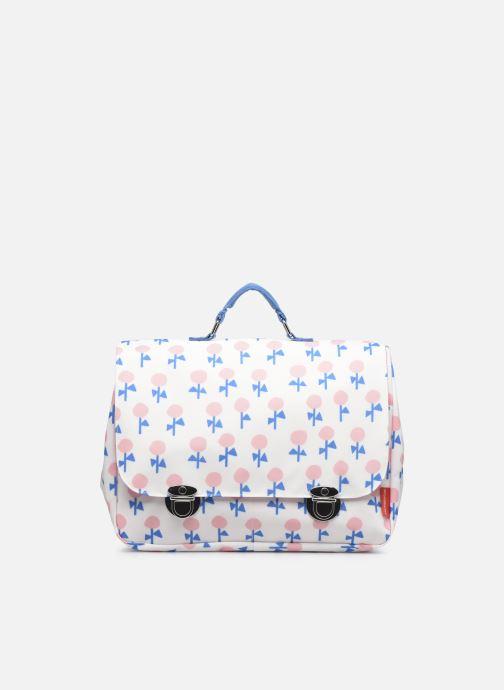 Scolaire ENGEL. Schoolbag Large 37x14x28cm Rose vue détail/paire