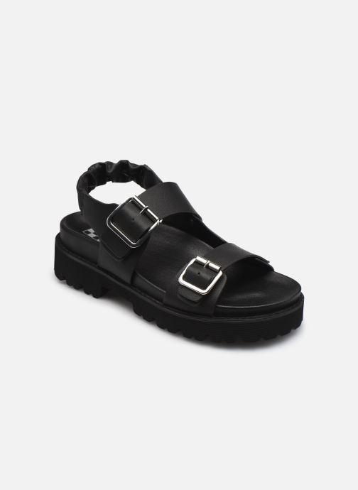 Sandalen No Name JUNE SANDAL schwarz detaillierte ansicht/modell