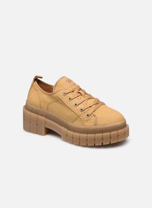 Sneaker No Name KROSS CHESTER braun detaillierte ansicht/modell
