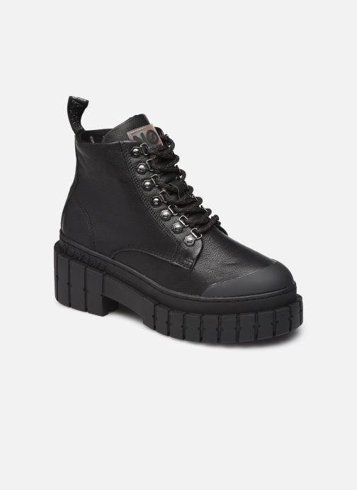 Sneaker No Name KROSS LOW BOOTS schwarz detaillierte ansicht/modell
