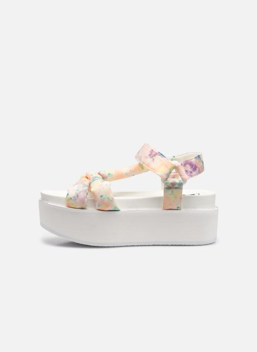 Sandali e scarpe aperte No Name POPPY SUNSET Bianco immagine frontale